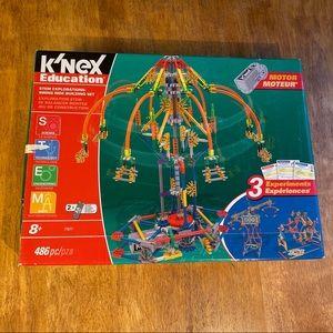 K'Nex Swing Ride 3-in-1 with motor
